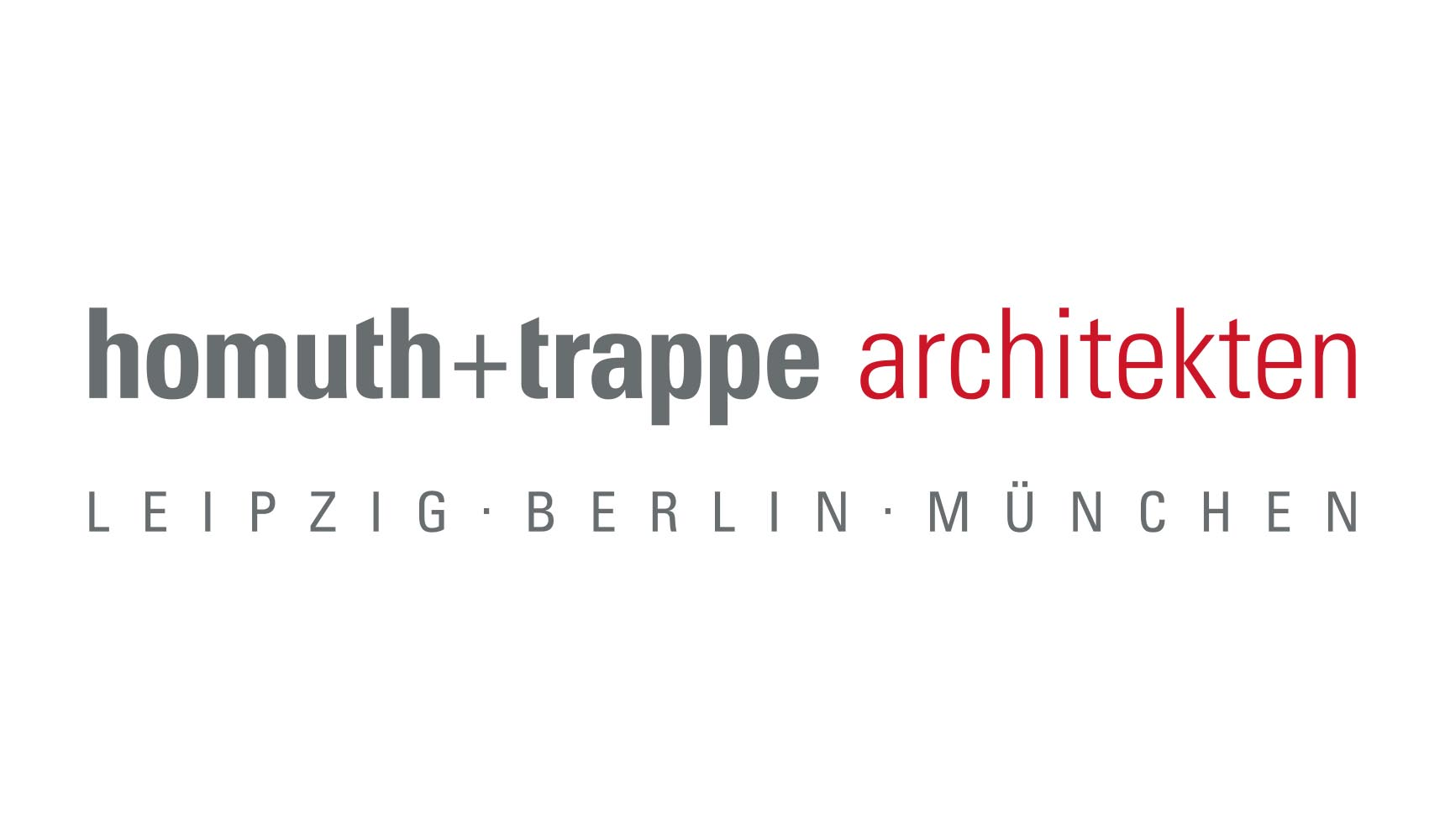 Homuth + Partner Architekten Logo web